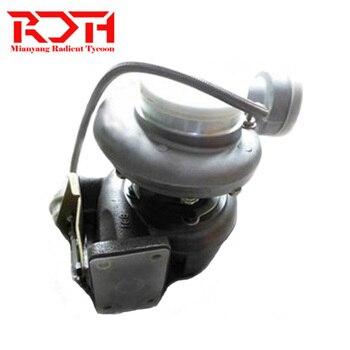 Turbocharger Produsen S2BG 317057 04255567KZ 317203 untuk BorgWarner Turbo Deutz Berbagai BF6M1013ECP Euro 3 Mesin Diesel
