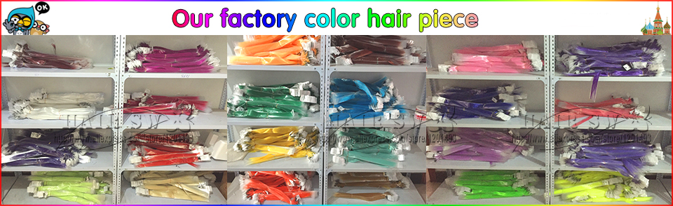 High Quality hairpiece hair extension