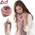 1PC Warm Dots Scarf Winter Oversize Soft Wrap Scarf Shawl Pashmina Spring Scarves Shawls Wraps Foulard Femme YL663