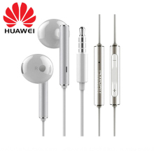 Оригинальные металлические наушники Huawei Honor AM116 с микрофоном и регулятором громкости для HUAWEI P7 P8 P9 Lite P10 Plus Honor 5X 6X Mate 7 8 9
