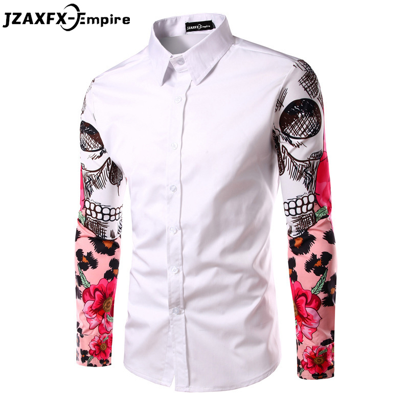 Online Get Cheap Unique Long Sleeve Shirt Mens -Aliexpress.com ...