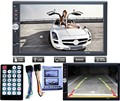 7012B 12 V Bluetooth Car Player de Rádio Estéreo FM/MP3/Audio/-Carregador/USB/SD/AUX/Eletrônicos de Auto In-Dash autoradio 2 DIN
