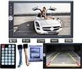 7012B 12 V Bluetooth Car Player de Rádio Estéreo FM/MP3/Audio/-Carregador/USB/SD/AUX/Eletrônicos de Auto In-Dash autoradio 2 DIN