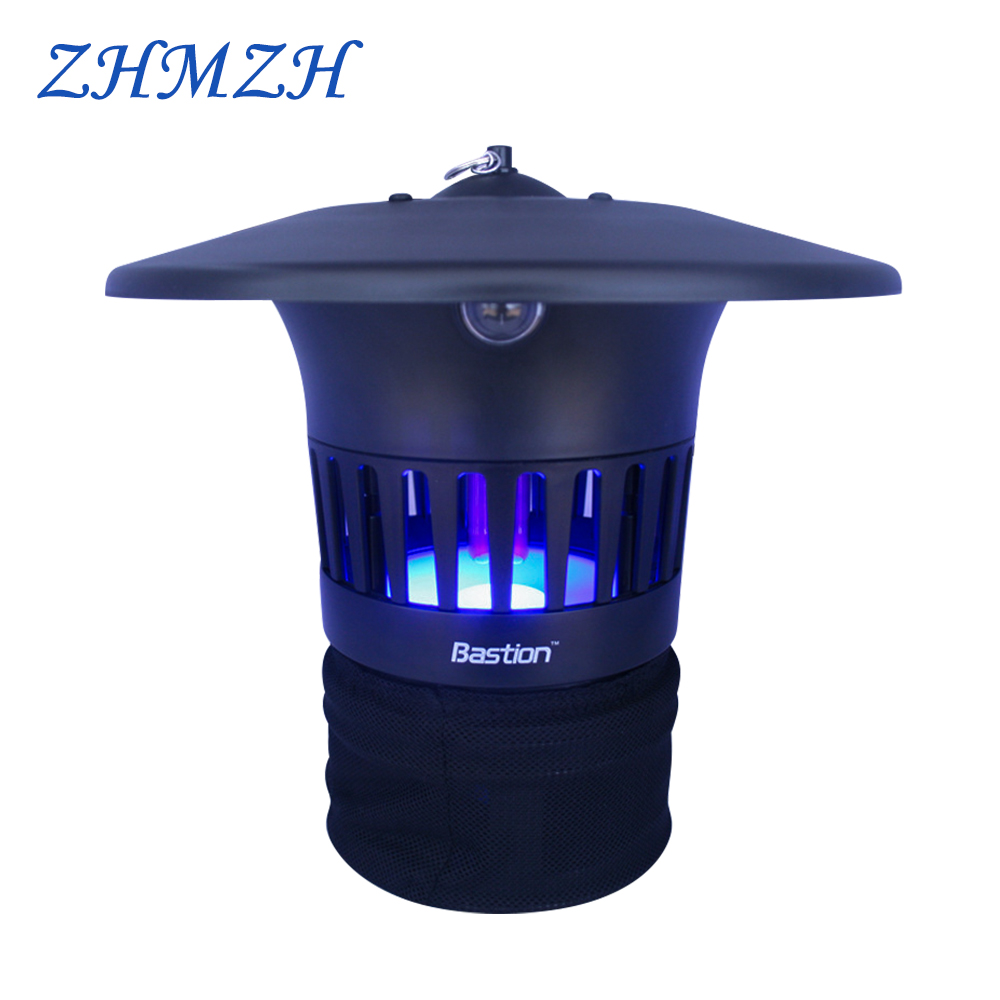 Image 3 - Agricultural Mosquito Killer Lamp 220V 15W Photocatalyst Inhalant Mosquitos Trap Lamps Insect UV Light Outdoor Pest bug Zapper-in Mosquito Killer Lamps from Lights & Lighting
