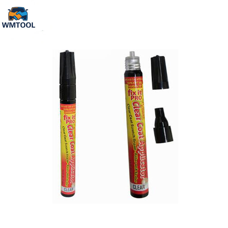 2018 Car Painting Pen Fix It PRO Clear Coat Application For Car Scratch Repair Remover Filler Sealer Activated Clear