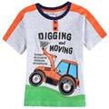 children tops tees 2015 new style car-styling boys t shirt cartoon casual brand novatx kids clothing summer style shirts C6103Y
