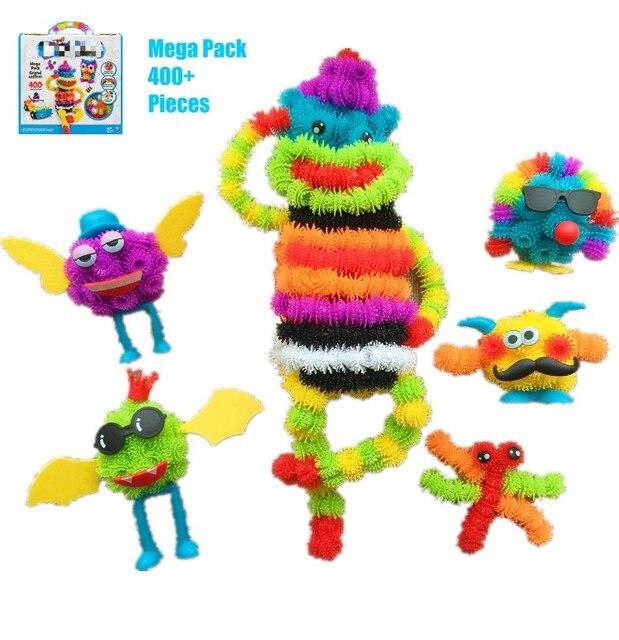 Горячие продажи Mega Pack 400 + Аксессуары для Животных Месте Лучший блок Игрушки Наборы кирпич Для Детей девочка мальчик подарок на день рождения brinquedo