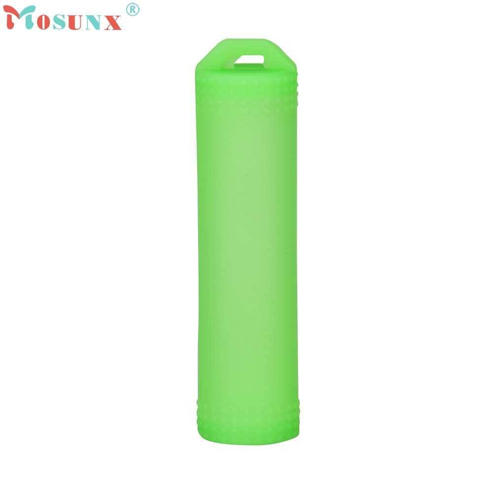 Silicone high quality mod Sleeve Cover Case For 18650 Battery Protective Bag Pouch_KXL0428