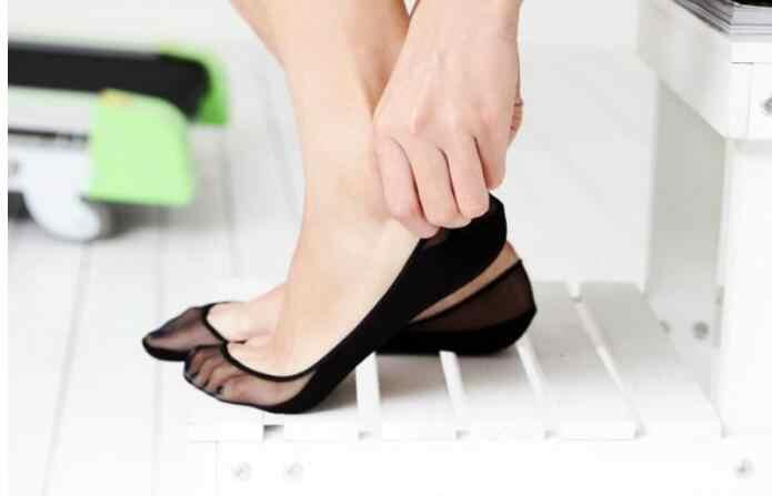 Moda 1 Par Mulheres Algodão Rendas Meia Antiderrapante Invisible Liner Não Comparência Peds Menina Low Cut Meias Por Atacado Mais Barato