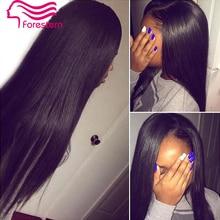 Silky Straight Silk Top Full Lace Wigs Human Hair Brazilian Silk Base Full Lace Wigs Glueless Straight Silk Top Wigs DHL Free