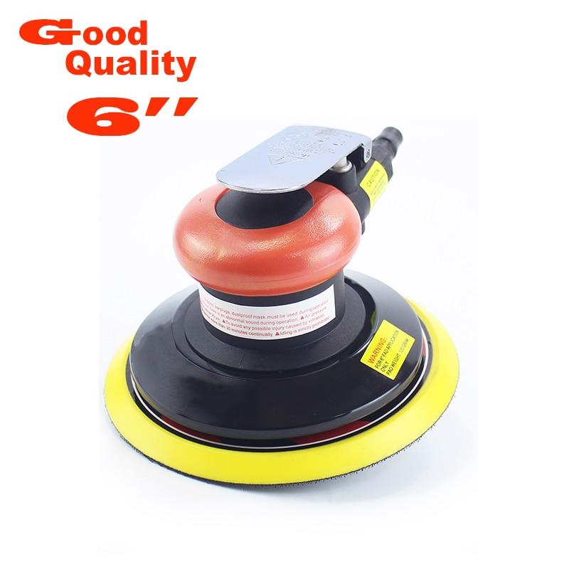 Aukštos kokybės 6 colių pneumatinio šlifuoklio poliravimo - Elektriniai įrankiai - Nuotrauka 1