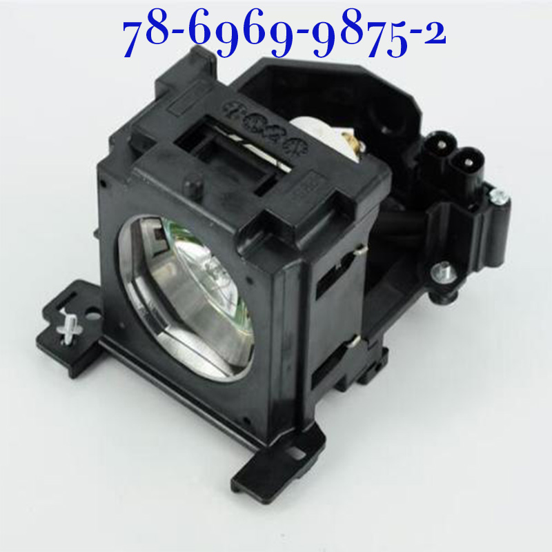 все цены на Free Shipping Brand New Replacement Projector lampWith Housing 78-6969-9875-2 FOR 3M X62/CL60X/X62w  Projector онлайн