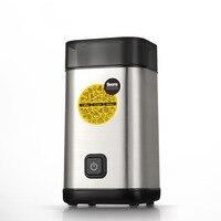 Кофе электрическая мельница маленькая Нержавеющая сталь кофемашина электрическая шлифовальная машина сахарная пудра специи шлифовальная