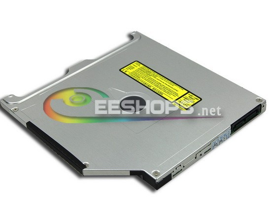 New for Apple Macbook Pro A1342 A1286 A1278 A1297 <font><b>Blu-ray</b></font> SuperDrive 6X 3D <font><b>Double</b></font> Layer DL Writer Optical Drive Replacement Case