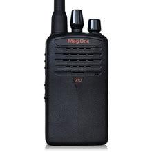 Mag One digital walkie talkie / A1D analog two way radio handheld high power 400-470 MHz walkie talkie travel console transceive
