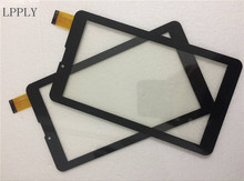 LPPLY Black New  For  Digma Plane 7546S 3G PS7158PG Touch Screen Digitizer Sensor Replacement Parts