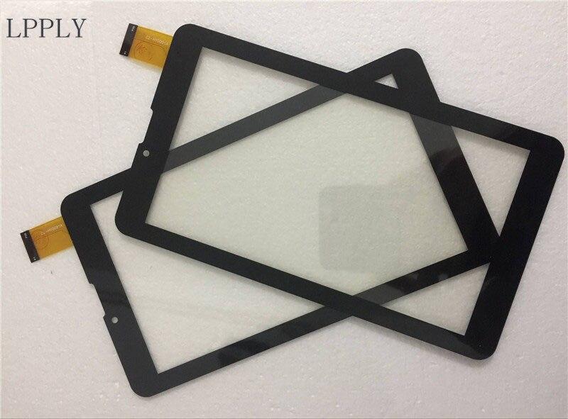 LPPLY Noir Nouveau Pour Digma Avion 7546 S 3G PS7158PG Écran Tactile Digitizer Capteur Pièces De Rechange
