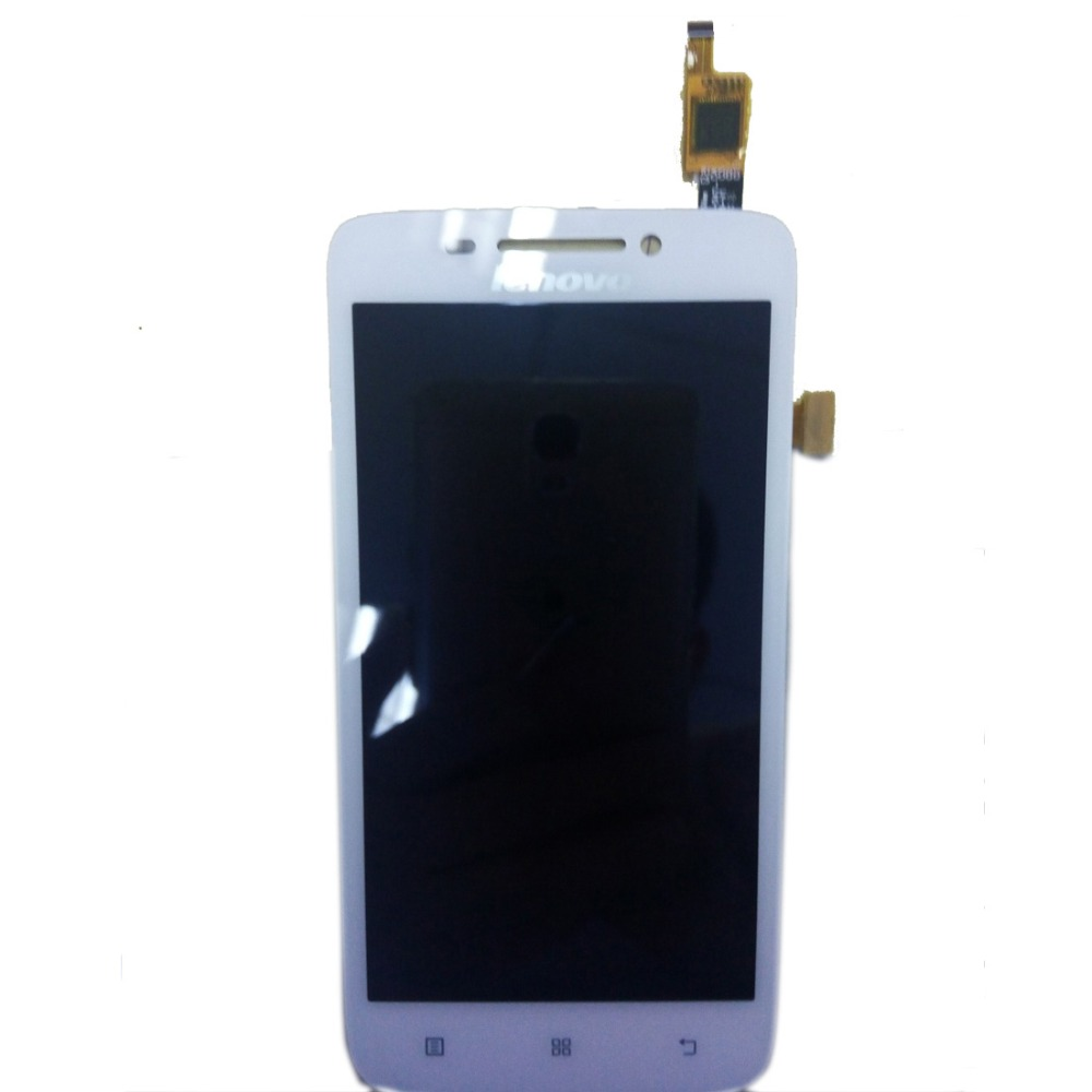ФОТО For Lenovo A8 LCD Display+Touch Screen Digitizer Assembly Sensor Complete Full Replacement Repair For Lenovo A806 A808 A808t