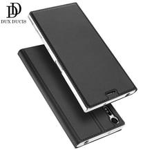 Для Sony Xperia XZ F8332 чехол Магнитный телефон чехол для Sony Xperia XZ F8332 крышка Высокое качество кожи сальто для Sony Xperia XZ