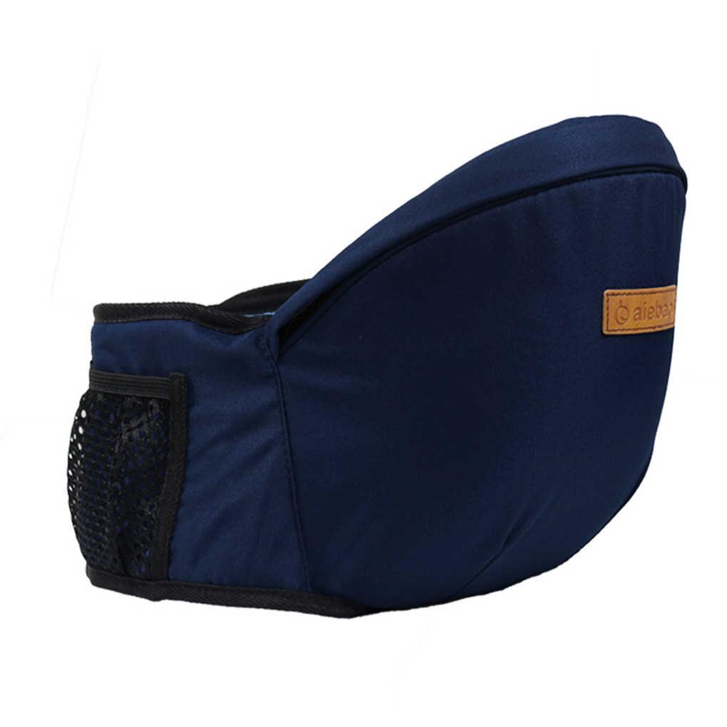 Nuevo portador de bebé cintura taburete Walkers bebé Toodler cintura taburete portador de asiento 45 grados eslinga retención cinturón de cintura infante hip asiento