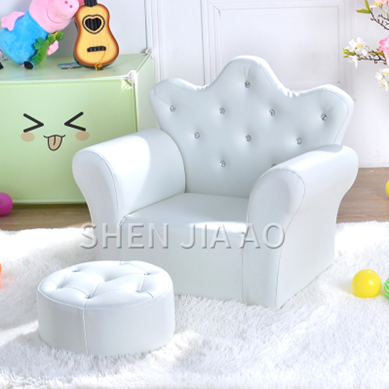 Phenomenal Us 40 05 11 Off Portable Childrens Cute Crown Sofa Infant Small Sofa Green Belt Stool Mini Princess Baby Sofa Colorful Childrens Sofa 1Pc In Evergreenethics Interior Chair Design Evergreenethicsorg
