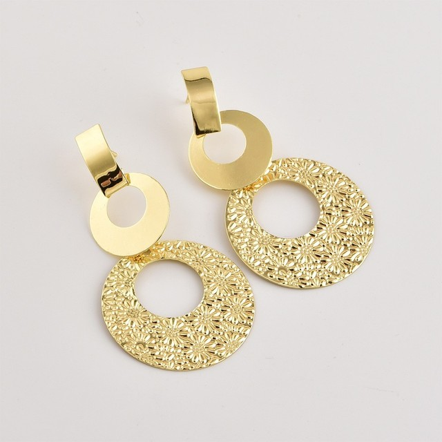 Classic Vintage Statement Stud Earrings for Women