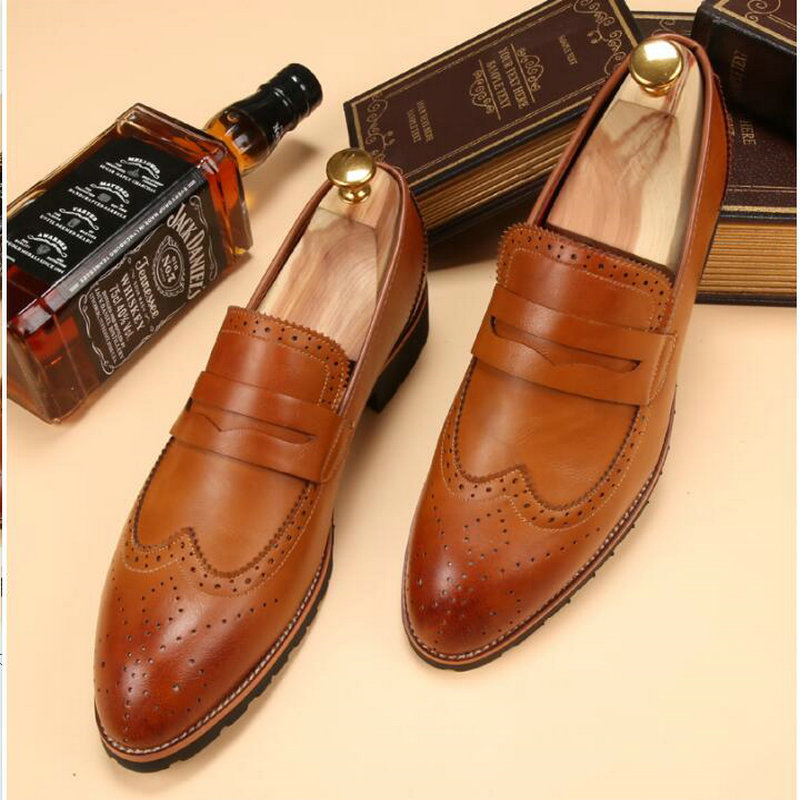 Brand New 2019 Fashion Mens Business Party Tassels driving shoes Classic Point Toe Oxfords For Men Moccasins Loafers shoes LK-18Brand New 2019 Fashion Mens Business Party Tassels driving shoes Classic Point Toe Oxfords For Men Moccasins Loafers shoes LK-18