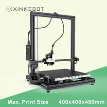 XINKEBOT Outstanding FFF 3D Printer ORCA2 Cygnus with Remarkable Performance Spacious Operation Area