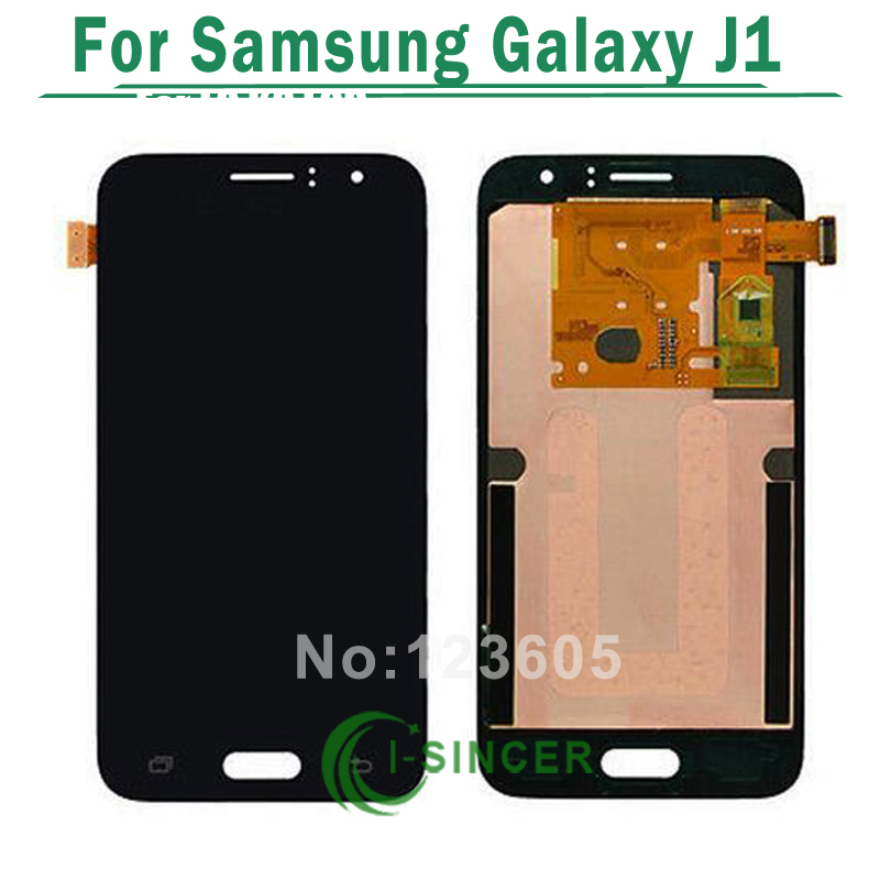 For Samsung Galaxy J1 J120F J120M J120H J120 LCD Display with Touch Screen Digitizer Assembly Free Shipping brand new for samsung j1 lcd display with touch screen digitizer for samsung galaxy j1 j120f j120m j120h sm j120f lcd 3 color