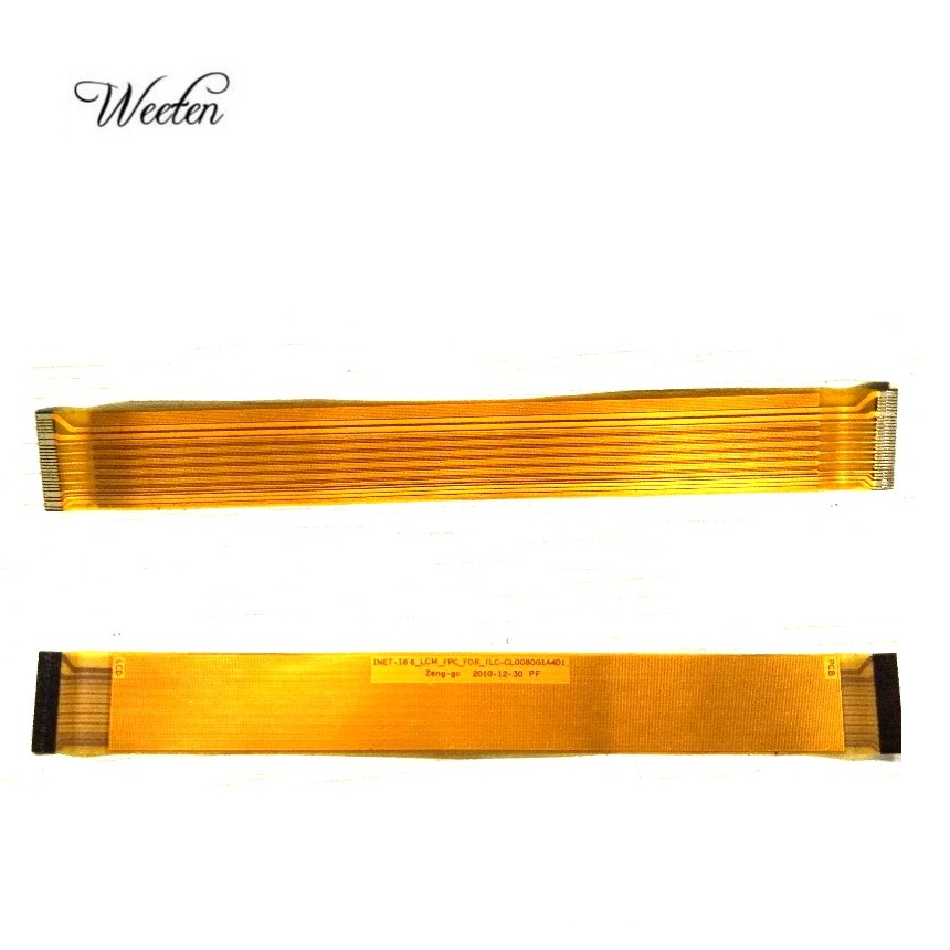 Genuine LCD Panel Flex Cable For Onda V820w LCD Display PCB Flex cable connect mainboard INET 186 LCM FPC FOR ILC CL 0080G1A401