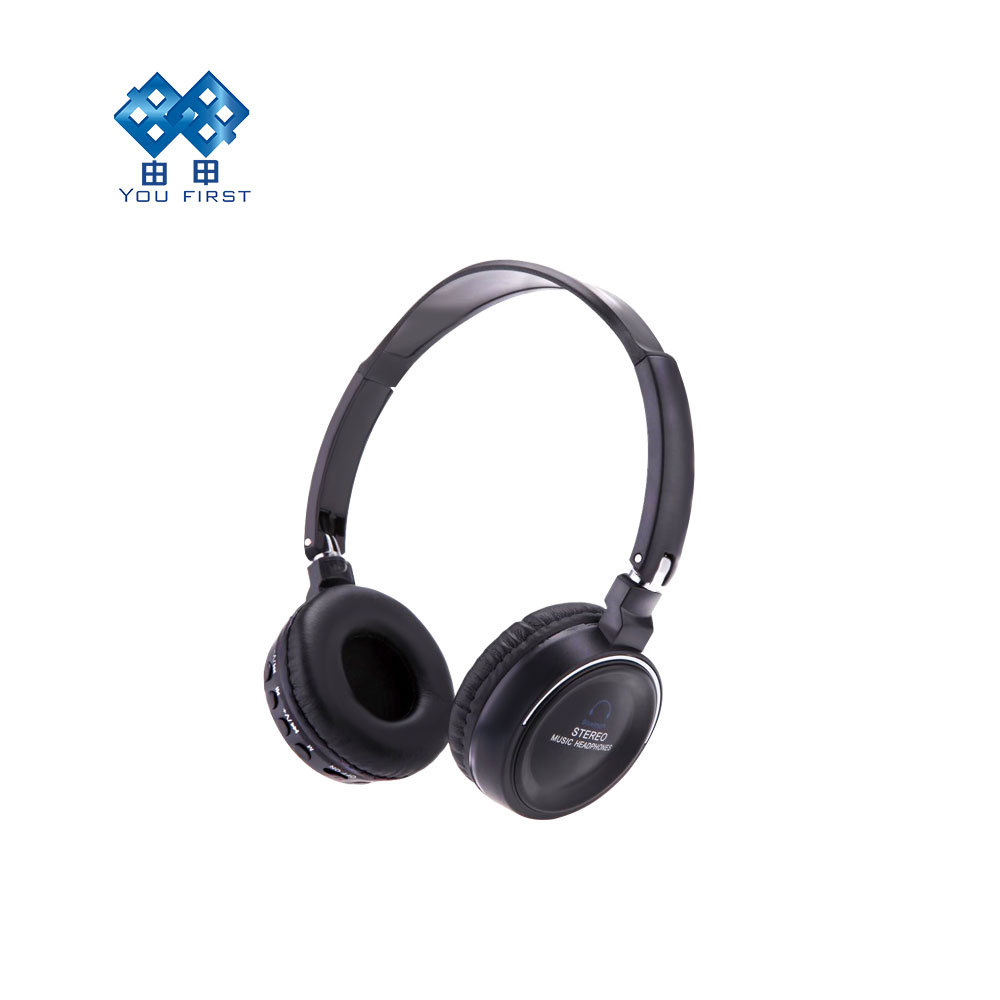 YOU FIRST Foldable HiFi Stereo Wireless Bluetooth Music Headphone Gaming headset 3 in 1 With FM Radio With for Phone Notebook hands free hifi stereo bluetooth 4 0 headset headphone with mp3 player micro sd fm radio function headhand headset for phone