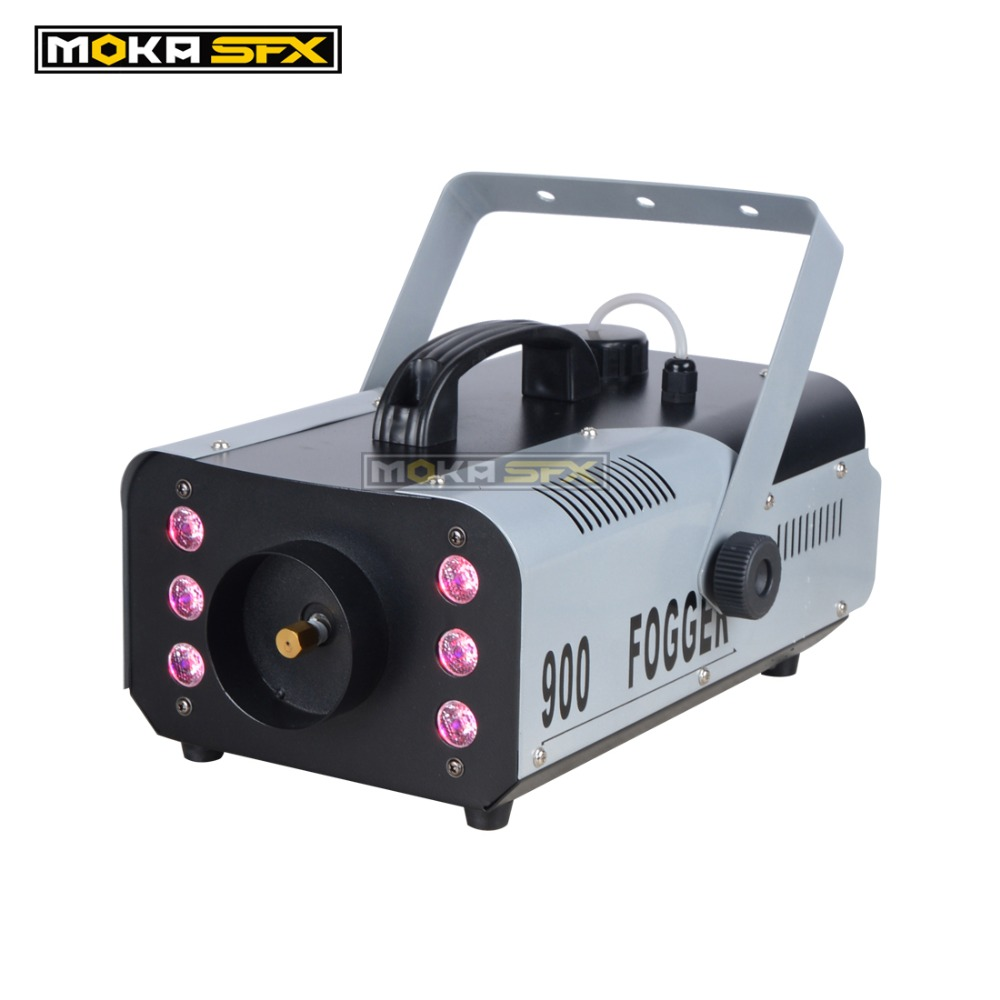 900w Led Effect Fog Machine Security Smoke Generator For Smoking