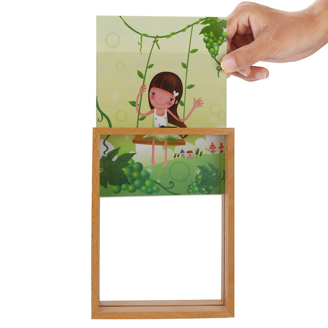 Wooden Wall Photo Frame