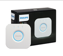 Bridge For Philies Hue 2.0 wireless Control  bulbs With Connector for Apple iPho