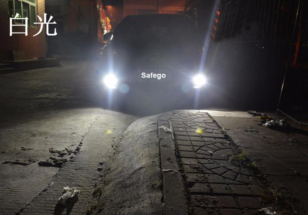 Safego 12V 55W H3 halogeenpirnid metallist läbipaistvad klaasist - Mootorrataste tarvikud ja osad - Foto 6