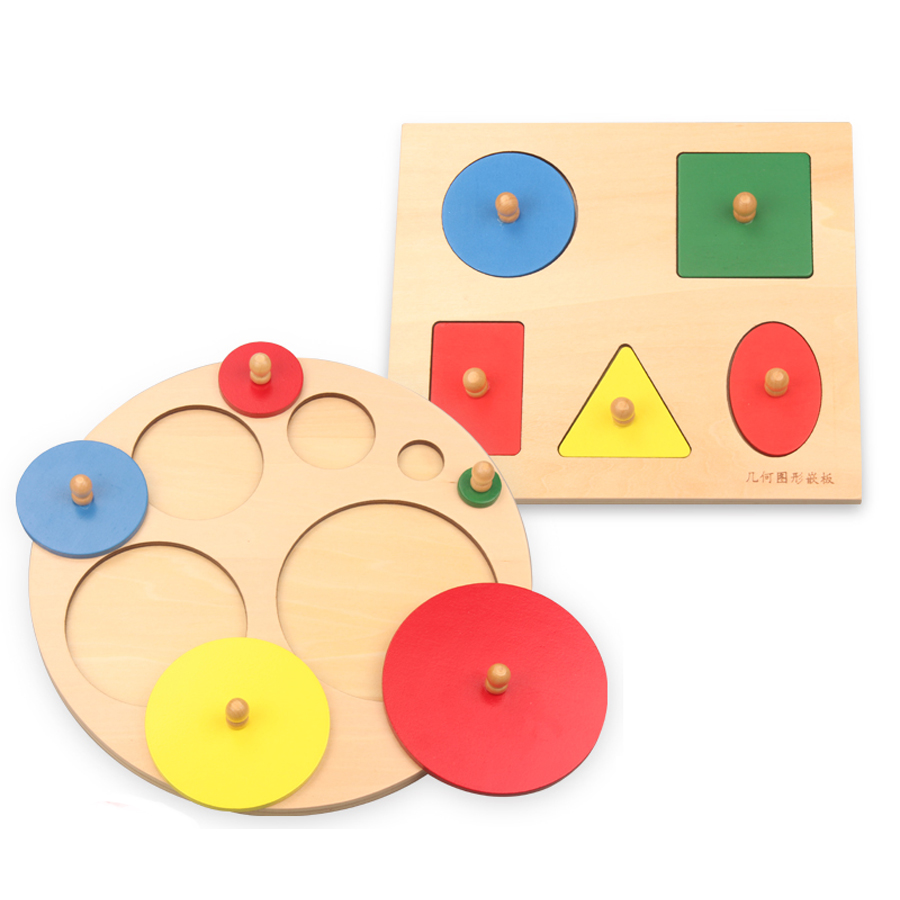 Tangram Wooden Kids Jigsaw Puzzle Toy Games Play Interesting Baby Educational Toys Montessori Wood Puzzles For Children 60P0049