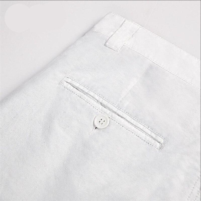 New Shorts Men Slim Fit Zipper Shorts Men Beach Casual Summer Holiday Jeans Shorts Men Plus Size Quality Trouser A5611
