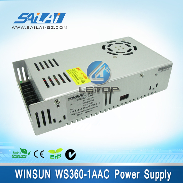 On Sales!!WS360-1AAC winsun printer power supply