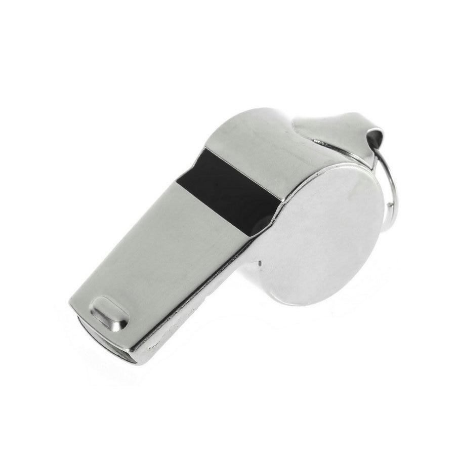 1 Pc Metall Whistle Schule Sport Rugby Fußball Fußball Schiedsrichter Pfeifen Party Pfeife Jungen Mädchen Spielzeug Pfeife Drop Verschiffen Gute QualitäT