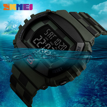 SKMEI Men Sports Watches Multifunction Countdown Chrono Fashion Watch Waterproof Digital Wristwatches Relogio Masculino 1304 skmei brand digital watch men sports watches countdown double time wristwatches relojes 50m waterproof relogio masculino 1251