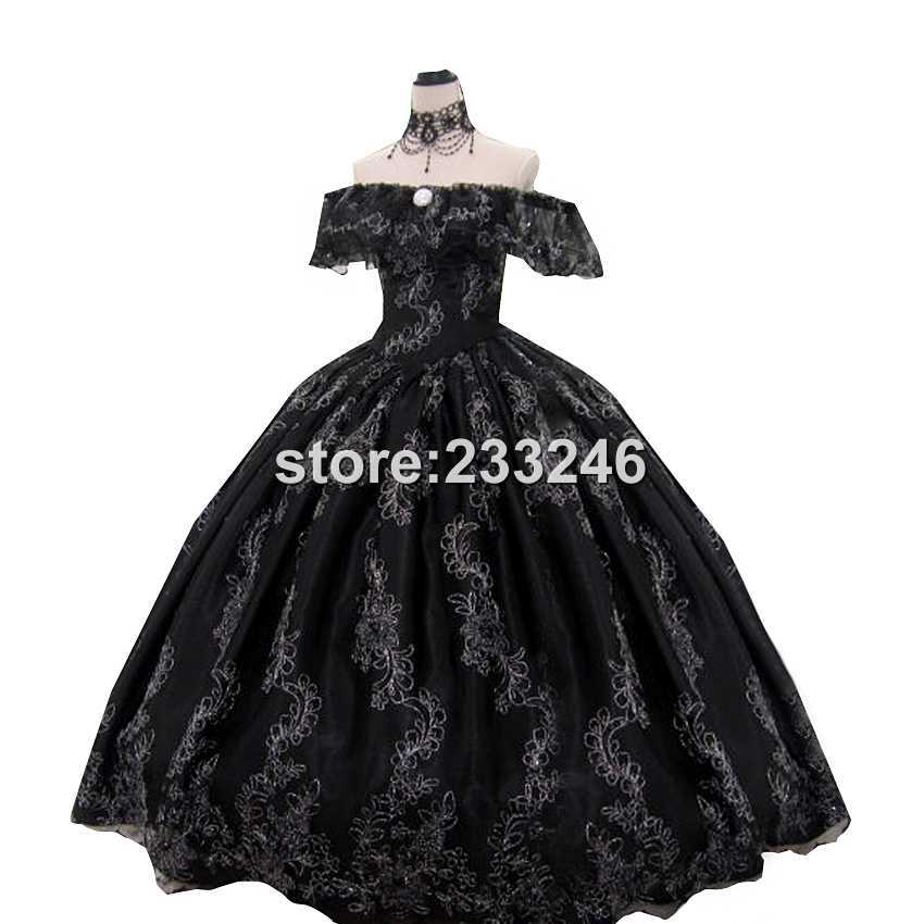 Aliexpress.com : Buy sleeveless Gothic Dress Black Victorian ...