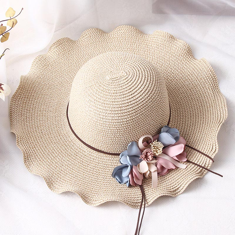 Dressuup] sombreros de verano para las mujeres sombreros de playa ...