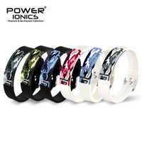 Power Ionischen Titan Ionen FIR 3D Camo Armband Balance Armband Energie PT048