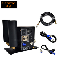 Freeshipping TIPTOP Global Special Effects Cryo Co2 Jets Double Pipe DMX512 Control For Concert Road Tour, Theaters, Sports team