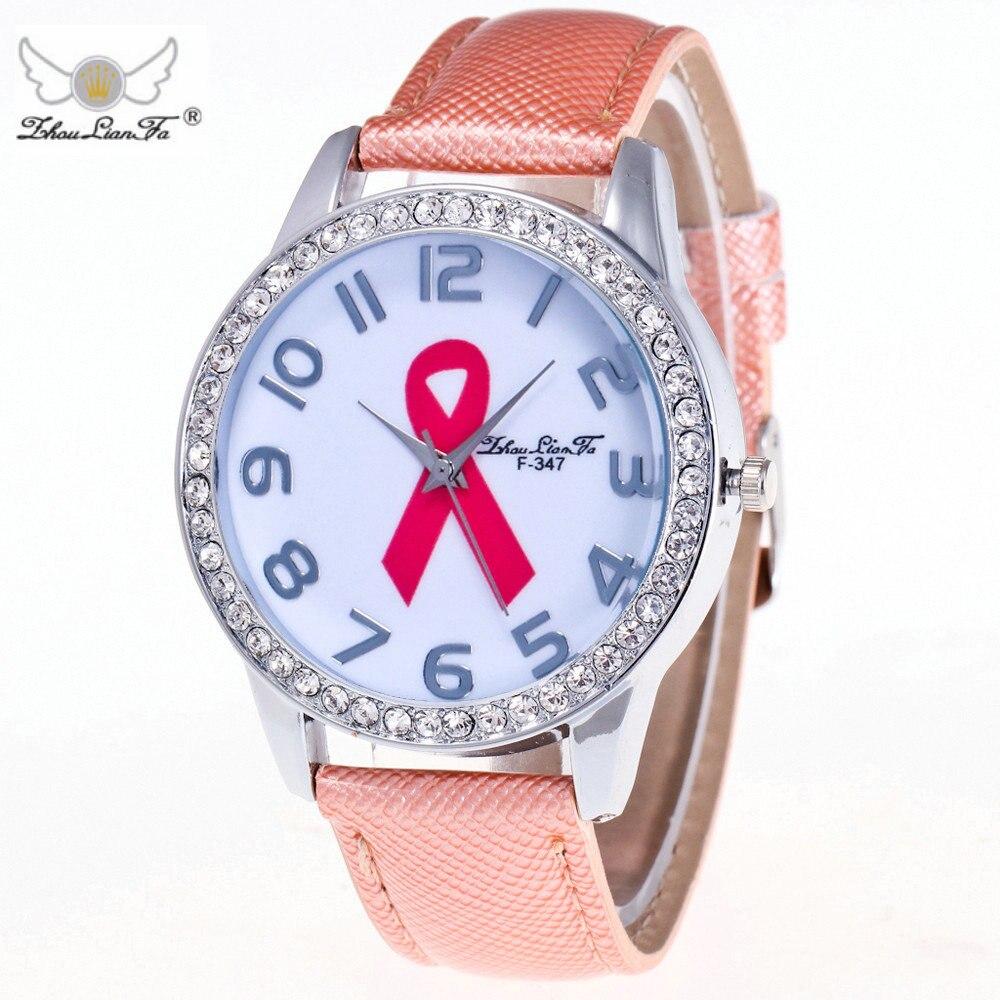 Zhou Lian Fa 2020 Branded Fashion Casual Sport Men Women Watch Leather Quartz Watch Ladies Crystal Dress WristWatch Clockss