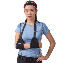 Triangle Arm Sling Arm Brace Arm Support for forearm fracture fracture of humerus wrist joint fracture wrist and finger sprain adjustable finger joint splint orthodontics fixer finger joint physical exercise protection fracture support brace 75x30x27cm