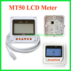 Image 4 - Tracer 4210AN 40A MPPT Solar Charge Controller 12V 24V LCD EPEVER Regulator MT50 WIFI Bluetooth PC Communication Mobile APP WY