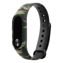 Tiras de silicone para xiaomi miband Yuedaer 2 pulseira de pulso faixa de relógio cinta para miband 2 Pulseiras de substituição de Alta qualidade