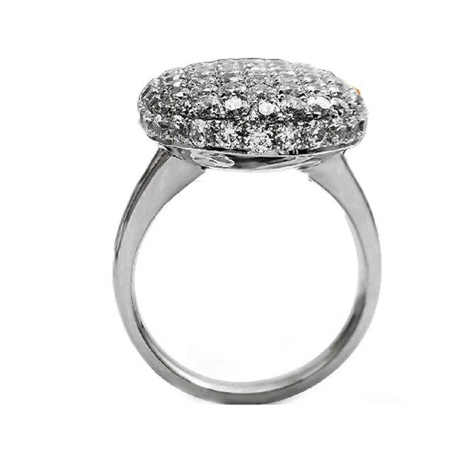 brand jewelry new arrival hotsale vampire twilight bella ring romantic crystal engagement wedding ring for women - Twilight Wedding Ring