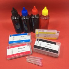 YOTAT 400ml dye (One time chip) ink cartridge for HP 954 HP954 for HP OfficeJet Pro 8702 7720 7730 7740 8210 8218 8710 8720 8730
